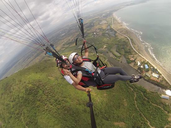 Cloudbase Paragliding in Philippines