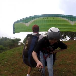 Tandem Glider