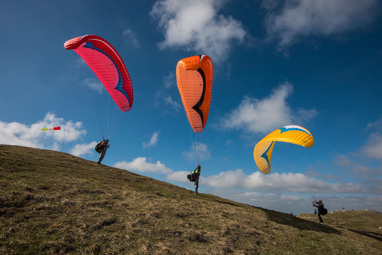 Paraglider, GIN Bolero for sale