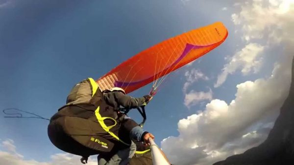 GIN Fuse1 Tandem glider second hand canopy